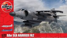 Airfix 1/72 Model Kit 04052A BAe Sea Harrier FA.2